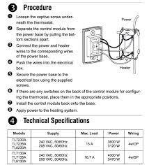 line voltage thermostats for heating & cooling 240v Thermostat Wiring honeywell 8000 line volt pro thermostat wiring honeywell corporation wiring 240v thermostat