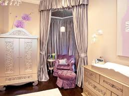 Silver And Purple Bedroom Behind The Color Purple Hgtv