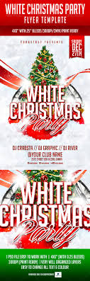 white christmas party flyer template by crabsta graphicriver white christmas party flyer template flyers print templates