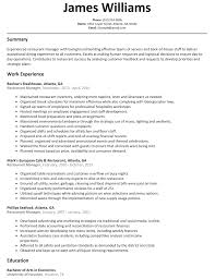 restaurant management resume com restaurant management resume is divine ideas which can be applied into your resume 19
