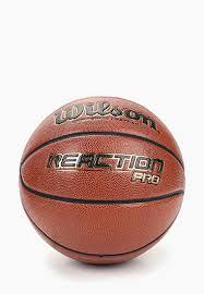 <b>Мяч баскетбольный Wilson REACTION</b> PRO купить за 2 960 ₽ в ...