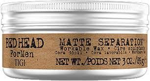 TIGI Bed Head for Men Matte Separation Workable ... - Amazon.com