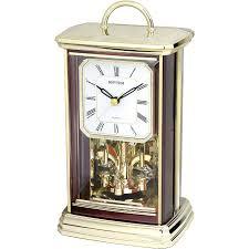 Кварцевые <b>настольные часы Rhythm 4SG771WT06</b> купить в ...