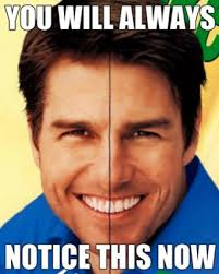 Did you know that Once you've seen Tom Cruise's mono-... - Facts WT via Relatably.com
