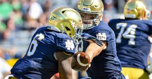 Notre Dame Football: Betting Lines for Georgia Game, Plus ...