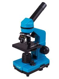 <b>Микроскоп Levenhuk Rainbow</b> 2L AzureЛазурь Levenhuk ...