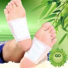 10 шт./компл. клеи Детокс <b>пластырь для ног</b> бамбуковый ...