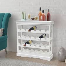 "<b>Wine Cabinet</b> ""<b>Abreu</b>"" White 