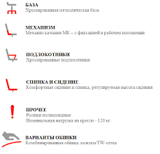 Купить <b>кресло Алвест AV 142</b> CH (142 CH) МК кз/TW сетка/сетка ...
