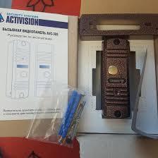 <b>Вызывная панель Activision AVC-305</b> PAL – купить в Химках, цена ...