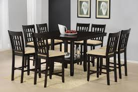 tabacon counter height dining table wine: furniturewinsome dining room sets pub style nor table wine rack furniture country oak with dining room table with wine rack amilabsco