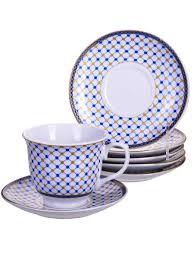 <b>Чайный набор 12</b> предметов LORAINE 9145204 в интернет ...