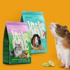 <b>Little One</b> - <b>корма</b> и зоотовары для грызунов в интернет ...