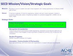 board on career development strategic planning david e lee chair 3 secd