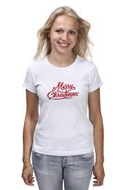 <b>Футболка классическая Printio Merry</b> Christmas #2957053