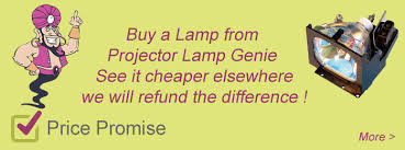 Original Lamps | Replacement Bulbs | America | <b>Projector Lamp</b> Genie