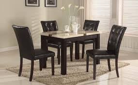 Round Marble Kitchen Table Sets Roundhill Furniture