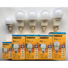 Firefly <b>LED Bulb</b> 3w, <b>5w</b>, <b>7w</b>, 9w, 11w | Shopee Philippines