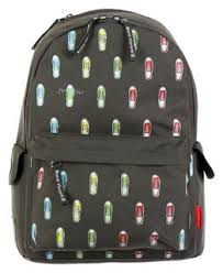 Рюкзак школьный Кеды Паттерн (<b>Bruno Visconti</b>) купить в ...