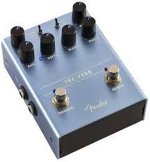 <b>Педаль эффектов</b> для электрогитары <b>Fender</b> Tre-Verb Digital ...