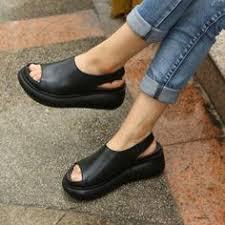 Misalwa Cow Genuine Leather <b>Men</b> Sandals <b>Men</b> Monk Footwear ...