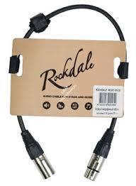 <b>ROCKDALE</b> MC001-<b>50CM</b> готовый микрофонный <b>кабель</b> ...