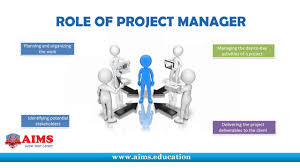 what is project manager and project manager roles and what is project manager and project manager roles and responsibilities aims lecture