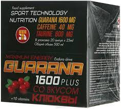 "<b>Напиток энергетический</b> Sport Technology Nutrition ""<b>Гуарана</b> ..."