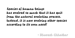 Fresh Quotes…: Evolution via Relatably.com