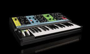 <b>MOOG Grandmother</b> — полумодульный аналоговый <b>синтезатор</b> с ...