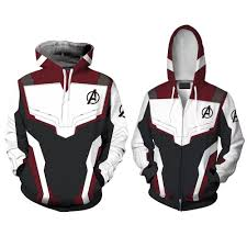 Costumes Avengers <b>Endgame Realm Cosplay</b> Hoodies 3D Pullover ...