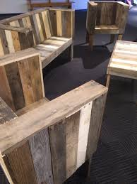 garden furniture made from pallets 1000 images about old deck wood repurposing on pinterest decking furniture bampm office desk desk office
