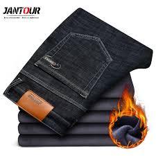 Jantour <b>2019 New</b> 3 Colors Classic <b>Style</b> Men Jeans <b>High</b> Quality ...