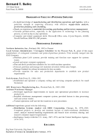 administration resumes examples  medical administration resume    systems administrator resume template