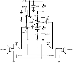 schematic and wiring diagram   gas furnace schematic wiring    lm  simple way intercom circuit schematic diagram wiring diagram