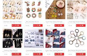 Crazy Feng Women <b>Vintage Earrings</b> 2018 <b>Ethnic</b> Hollow <b>Flower</b> ...