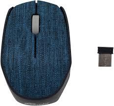 <b>Мышь</b> беспроводная <b>Ritmix RMW</b>-<b>611</b>, синий — купить в ...