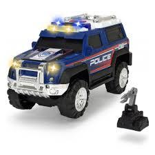 Игрушка <b>DICKIE</b> TOYS 3306008 <b>Полицейская машина</b> — купить в ...