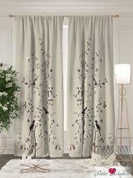Классические шторы <b>rovena</b> цвет: <b>бежевый</b> томдом из ткани ...