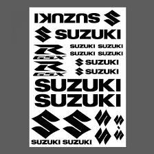 Стикерпак для мотоцикла Suzuki – купить в Москве, цена 600 руб ...