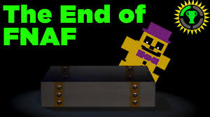 game theory why fnaf will never end