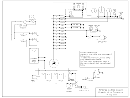 tanzer      electrical   diagramfor what it    s worth  it    s the best marine wiring diagram i know of online at the moment