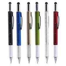 Multi-functional <b>Screwdriver</b> Caliper Level Scale <b>Ballpoint Pen</b>-buy ...