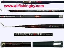 <b>50 ft</b> Fishing Pole Rod <b>Telescopic</b> 13 sections 98% carbon ...