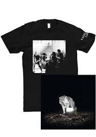 <b>Vanishing Life</b> - <b>Surveillance</b> (CD) + T-Shirt – Dine Alone Records