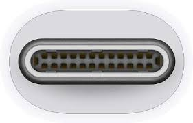 <b>Адаптер Apple Thunderbolt 3</b> (USB-C) to Thunderbolt 2 Adapter ...