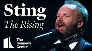 """<b>Sting - """"The</b> Rising"""" (Bruce Springsteen Tribute) 