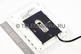 ST-4MT WHITE: Монитор <b>видеодомофона SPACE TECHNOLOGY</b> ...
