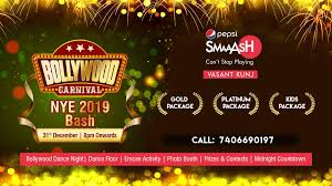 New Year Eve 2019 Carnival Dance Party at Smaaash! ( Ambience ...
