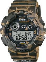 <b>Casio</b> G-Shock <b>GD</b>-<b>120CS</b>-<b>1E</b> / GD-120CS-1ER - <b>Часы Casio</b>